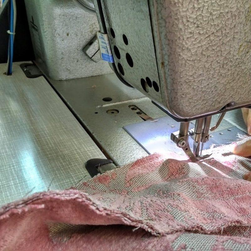 detalle confección tapizados fresh furniture