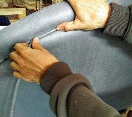 detalle tapizado fresh furniture